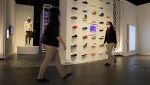 Exposición Print3D que estos días se exhibe en el CosmoCaixa de Barcelona.