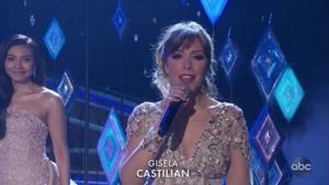 L'actuació de Gisela als Oscars: ¿castellà o espanyol?