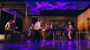 Un momento de 'El bar que se tragó a todos los españoles'.