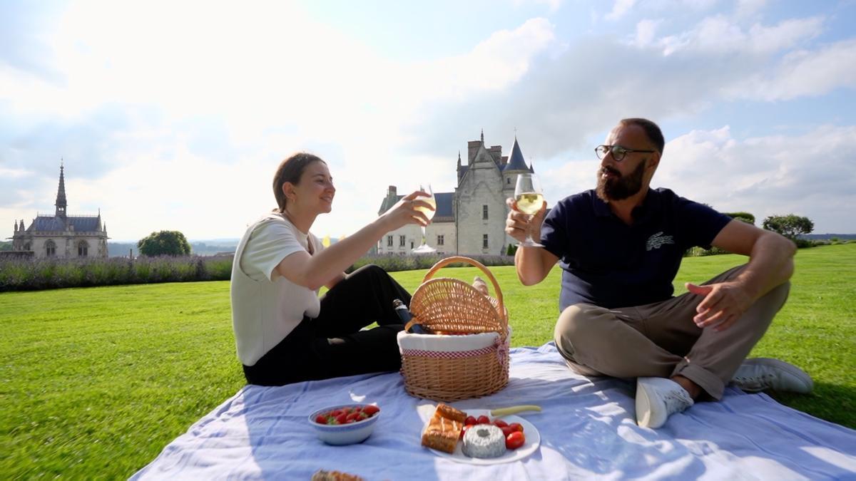 Ruta en vídeo por los Castillos del Loira (I)