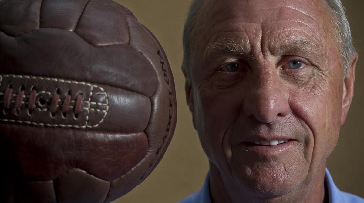 Onze personalitats de l'esport, la cultura, la gastronomia i la política opinen sobre la figura de Cruyff