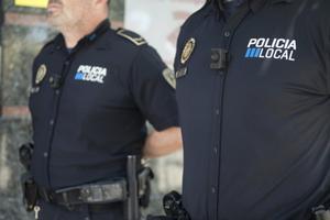 Dos policies locals suspesos a Girona per presumpta agressió racista