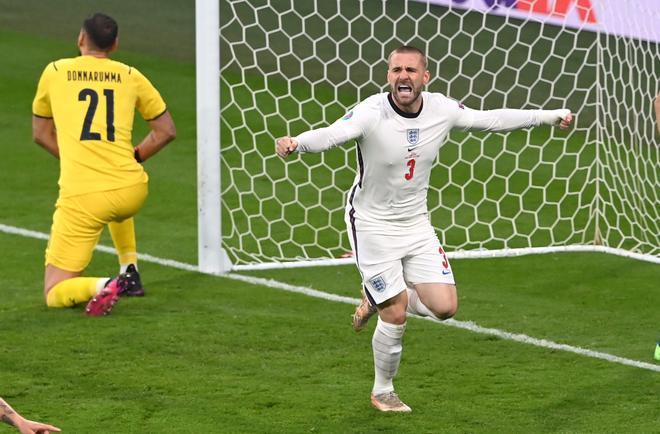 Las imágenes de la final de la Eurocopa