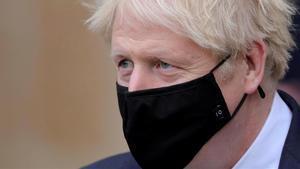 El primer ministro briánico Boris Johnson.