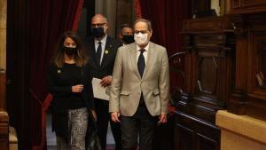 L'independentisme tomba la petició d'eleccions de l'oposició