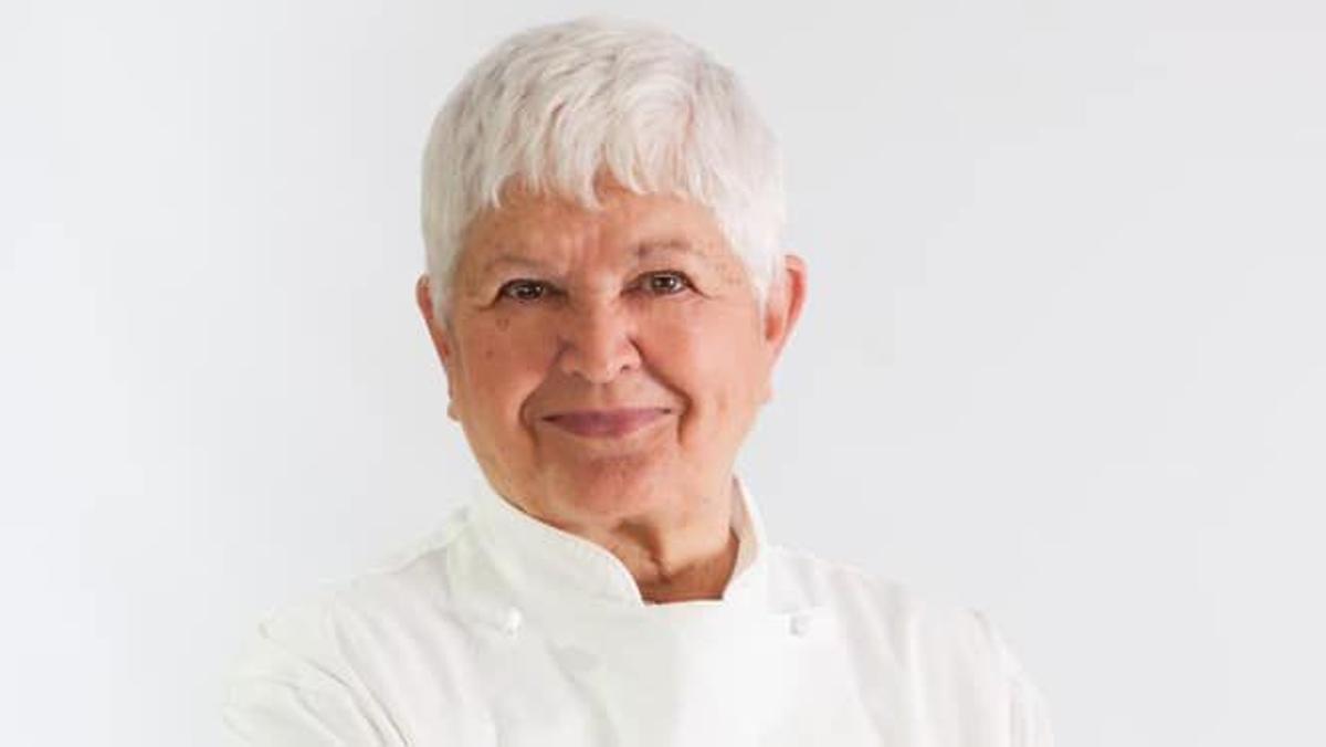 La cocinera Loles Salvador, primera estrella Michelin de Valencia.