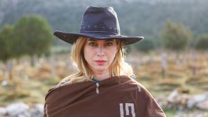 La actriz Marta Hazas, en una imagen promocional de 'Rutas bizarras'.