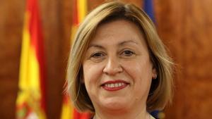 Ana Alba, alcaldesa de Sant Andreu de la Barca.