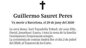 Gullermo Sauret Peres