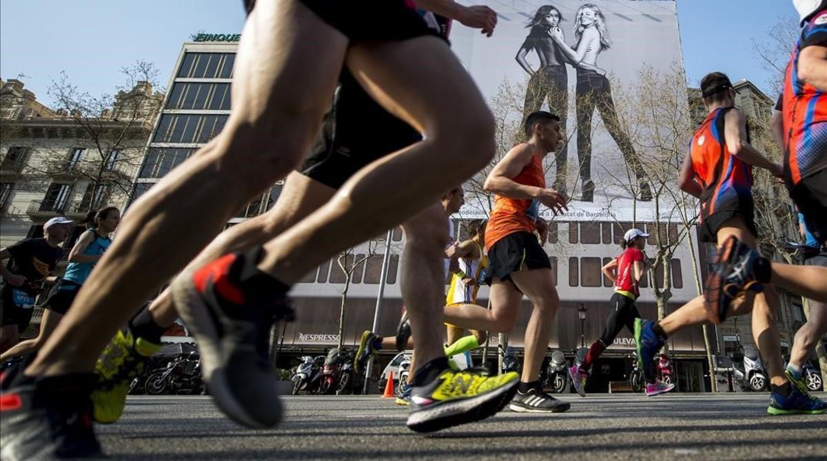 Vivir con alma de 'runner'