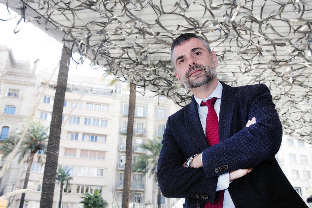 El 'exconseller' de Cultura Santi Vila, en una imagen de archivo.
