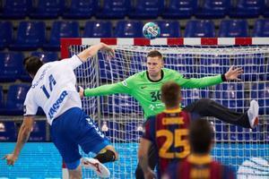 El Barça aconsegueix el pòquer de triomfs a la Champions escombrant el Zagreb