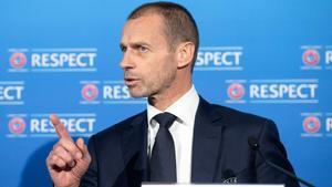 La UEFA perdona els penedits de la Superlliga i amenaça el Barça, el Madrid i la Juve
