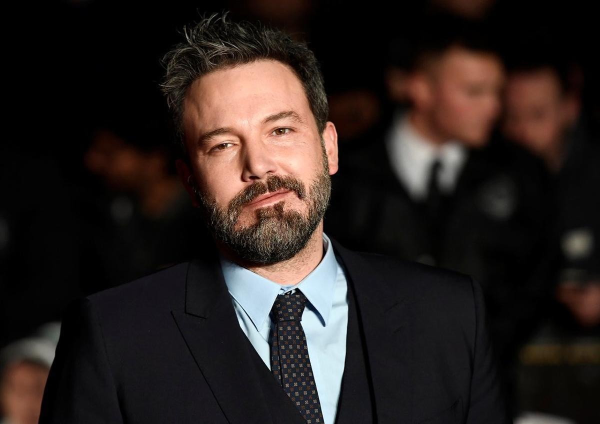 Affleck ha sido apartado del rol de Batman.
