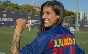 "Jennifer Hermoso: ""Es un gran paso para la Liga tener al Real Madrid"""