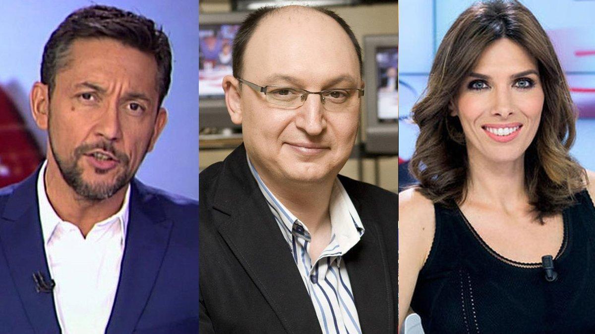 Los otros Vicente Vallés: Javier Ruiz, Fran Llorente, Verónica Sanz y más periodistas que fueron señalados por políticos