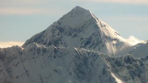 El Everest es con sus 8.848 metros sobre el nivel del mar la montaña más alta del mundo.