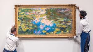 Una pintura de Monet se subhasta per més de 70 milions de dòlars a Nova York
