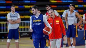 Espanya inicia a Romania el camí cap a l'Eurobàsquet 2021