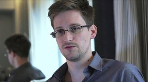 Edward Snowden, el analista de la NSA que denunció un sistema de espionaje global.