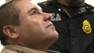 'El Chapo' Guzmán se encuentra detenido en una cárcel de los EE.UU.