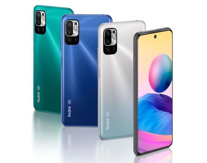 Así son los nuevos móviles de la familia Redmi Note 10 de Xiaomi