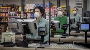 Les mascaretes higièniques de Mercadona baixen de preu: 10 valdran 3 euros