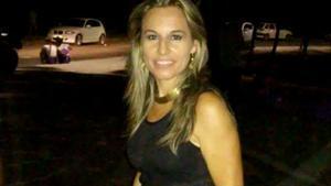 Manuela Chavero en una foto cedida por su familia