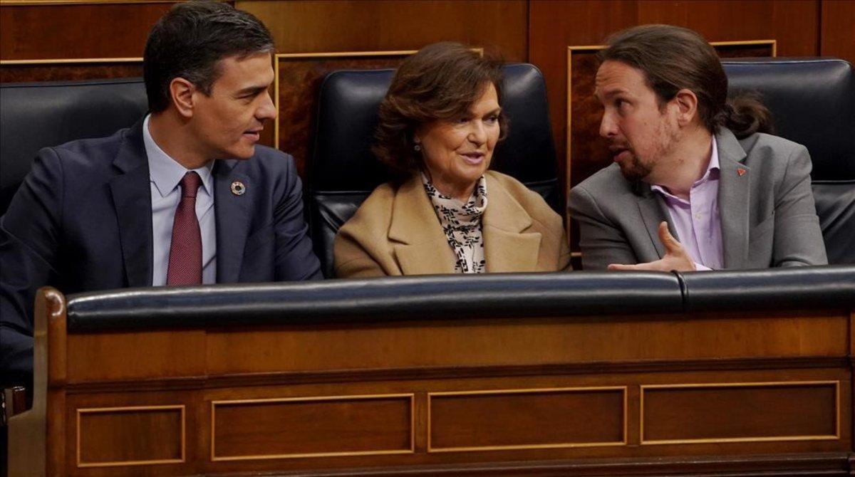 ¿Ruptura entre Sánchez i Podem?
