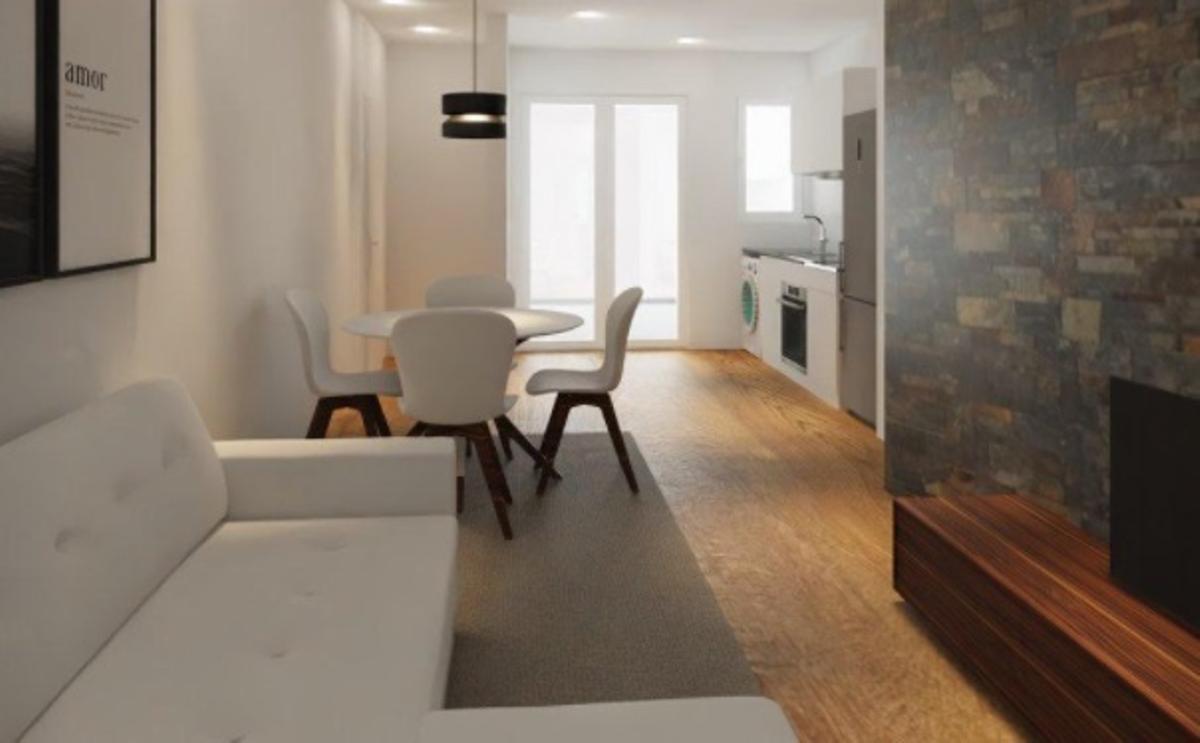 ¿Buscas piso en Barcelona y quieres uno a estreno? Lo tenemos