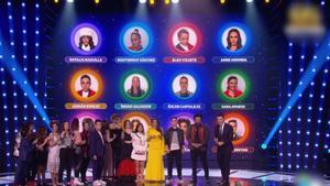 Imagen de la tercera y última gala de 'Idol Kids' en Telecinco.