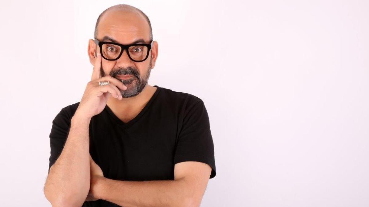 El cómico José Corbacho llega este sábado a Cornellà.