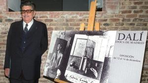 Rafael Santos Torroella, en una imagen de 1994.