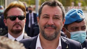 Comença el judici contra Salvini per bloquejar el desembarcament de l'Open Arms