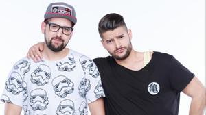 Los primos Matías y Nabil, ganadores de 'Pekín Express'.
