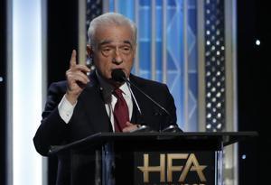 Scorsesereconoció que el mundo del cine ha cambiado mucho en los últimos 20 años.