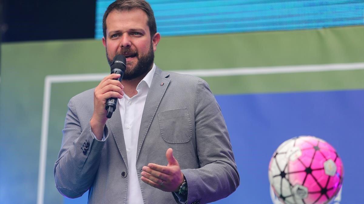 Gerard Figueras, secretario general del Esport.