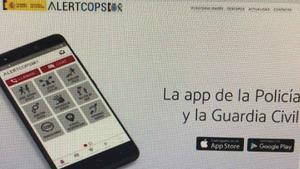 Denuncias a golpe de clic mediante la app que comparten Policía y Guardia Civil.
