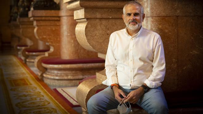 Entrevista a Carlos Carrizosa