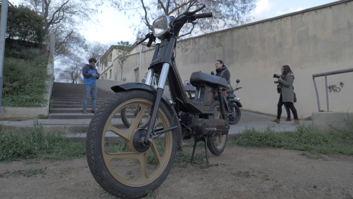 Derbi Variant: la moto más gamberra sigue dando caña.