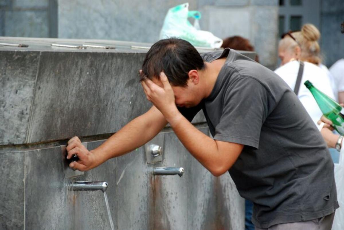 El agua de Lourdes actúa como placebo para los creyentes