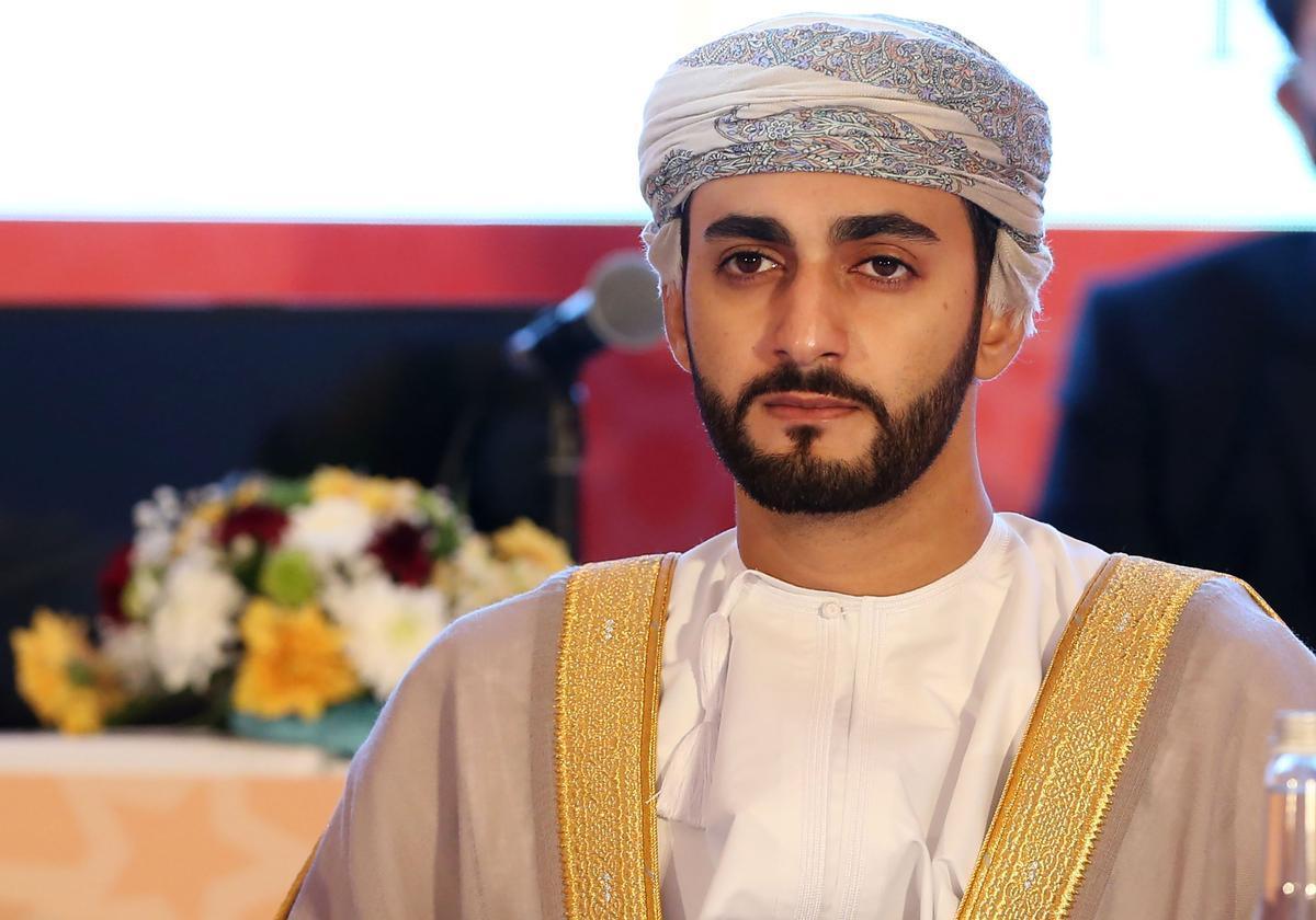 El nuevo príncipe heredero de Omán, Theyazin Bin Haitham.