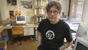 El desaparecido músico y escritor Víctor Nubla, en una imagen del 2013.