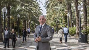 Christian Archambeau, director ejecutivo de la Oficina Europea de Propiedad Intelectual