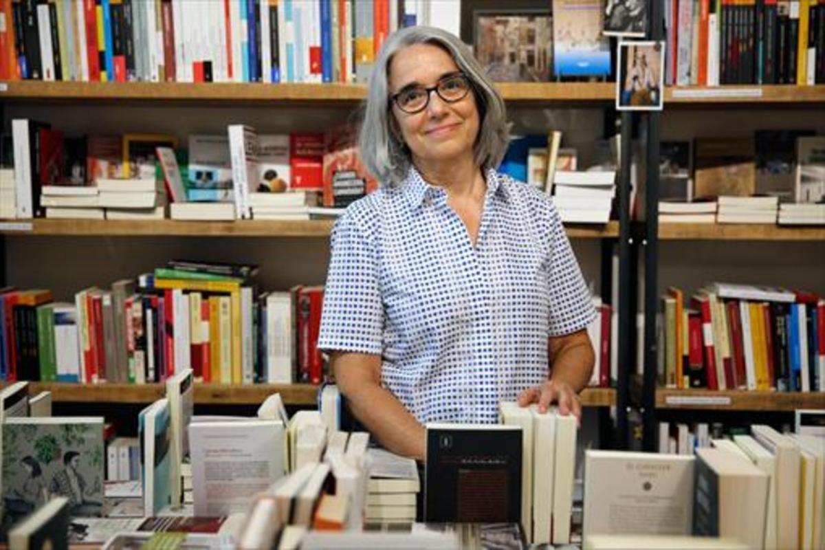 Marta Muntada nos lleva a una librería para recordar