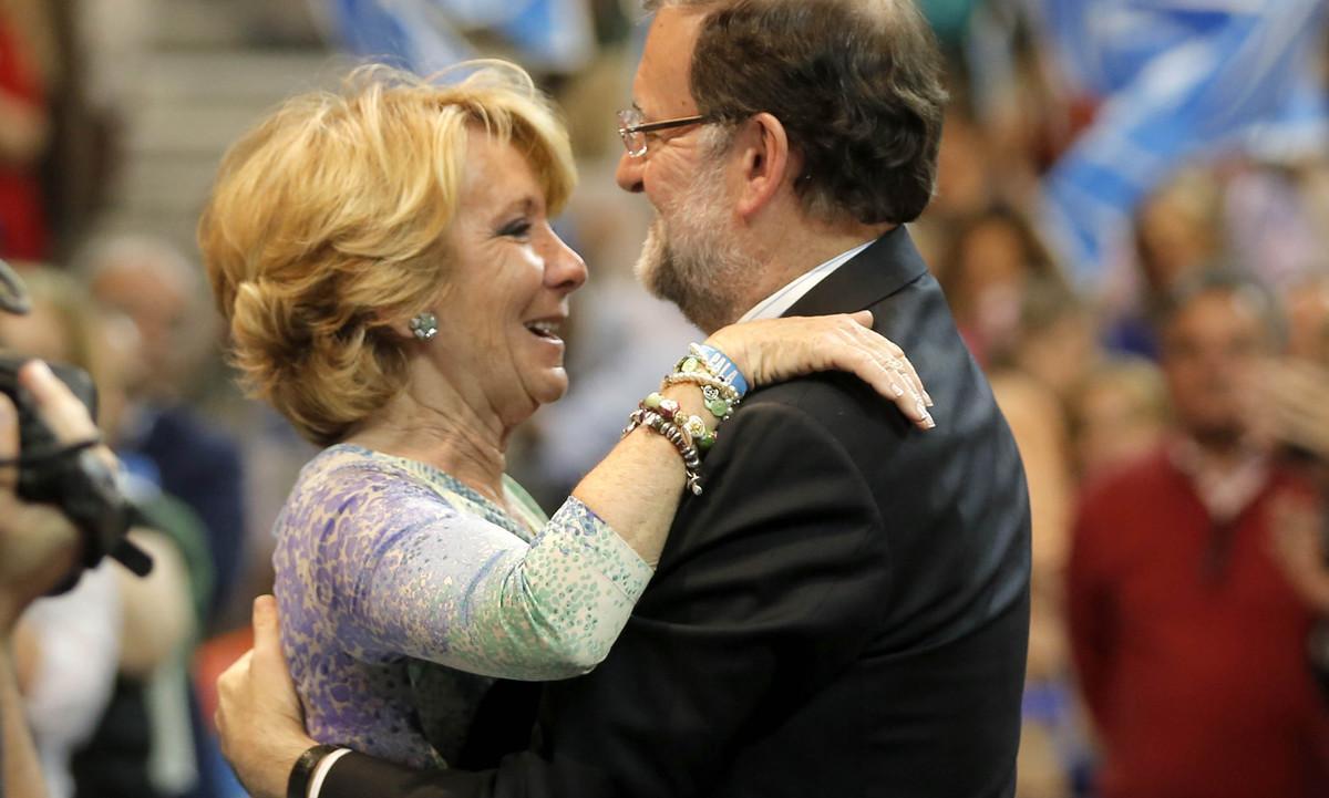 Esperanza Aguirre y Rajoy en el punto de mira: expuestos en el juicio del año