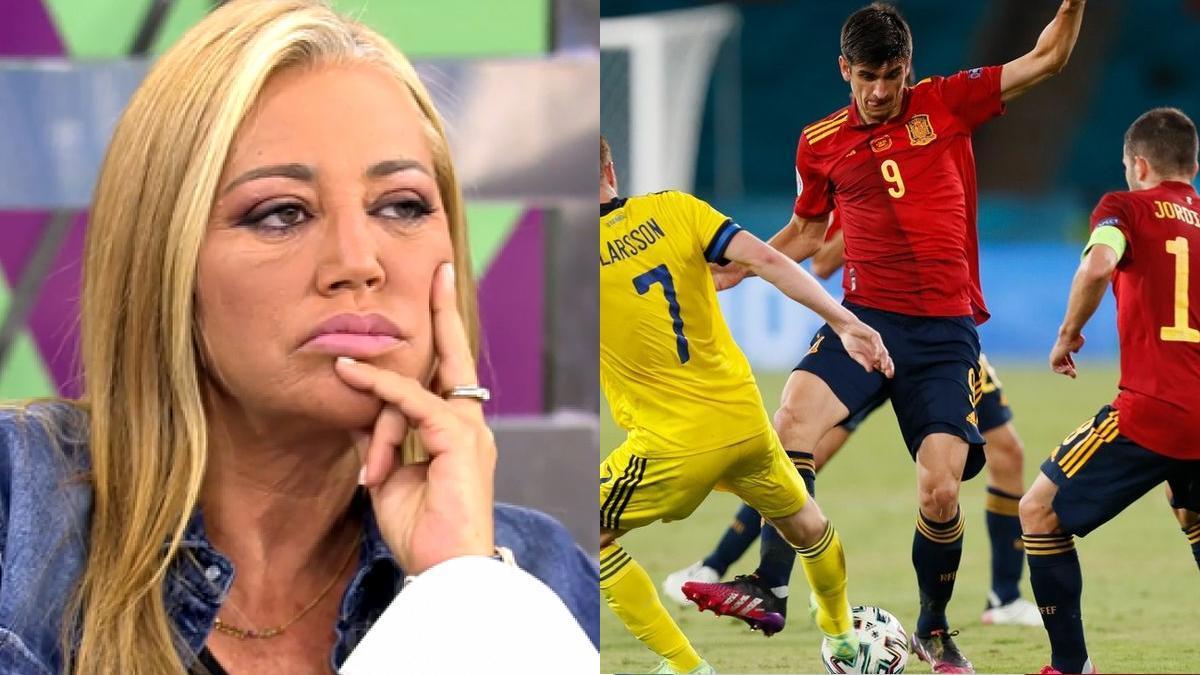 Telecinco prescinde este miércoles de 'Sálvame' y dedica toda la tarde al partido decisivo de España