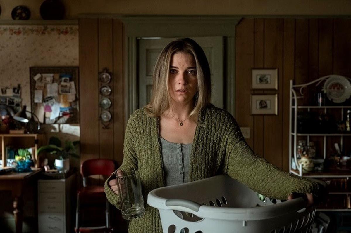 Anne Murphy en la serie 'Que te den, Kevin'.