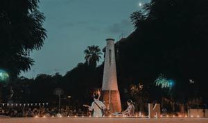 La primera edición del 'Nosaltres' llegó a Mataró para liderar el reencuentro cultural en el Maresme poscovid.