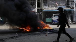 Más de 300 muertos en Birmania por la represión de la Junta Militar